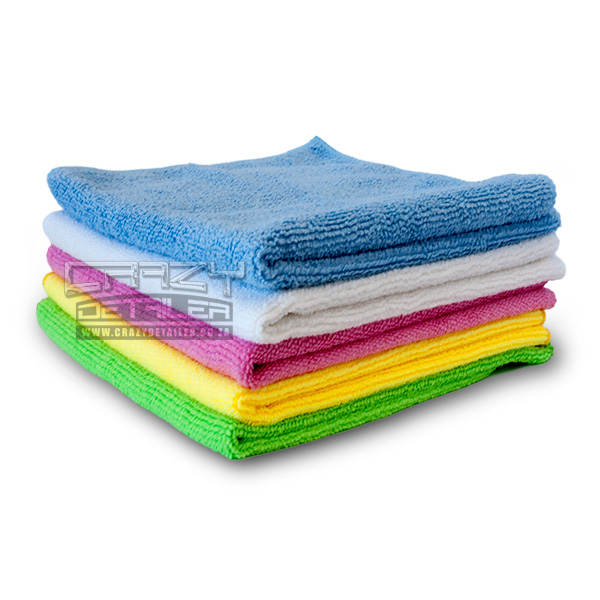 Budget Microfibre Towels (5 Pack)